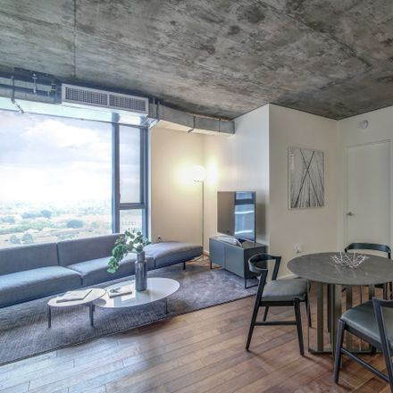 Rent this 1 bed apartment on Sterling Sunset Plaza in Sunset Strip, 8501 West Sunset Boulevard