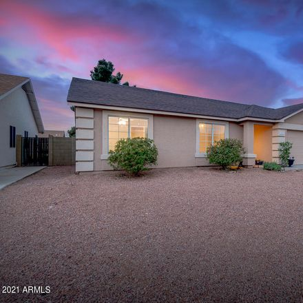 Rent this 3 bed house on 2057 East Temple Court in Gilbert, AZ 85296