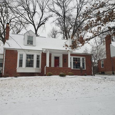 Rent this 3 bed house on 9141 Pine Avenue in Brentwood, MO 63144