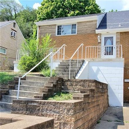 Rent this 3 bed house on Mark Dr in Verona, PA