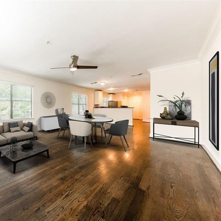 Rent this 2 bed condo on 1342 Rutland Street in Houston, TX 77008