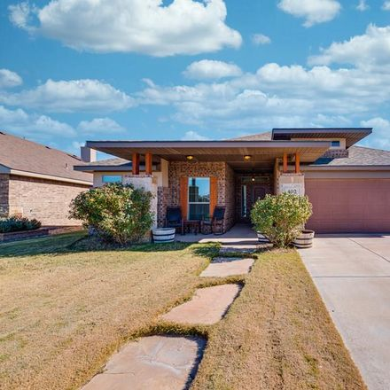 Rent this 3 bed house on 402 Mile High Lane in Midland, TX 79706