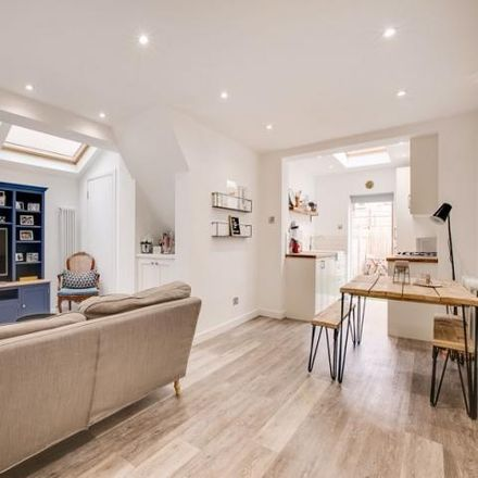 Rent this 2 bed apartment on Astonville Street in London SW18 5PD, United Kingdom