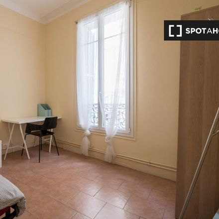 Rent this 2 bed room on 11 Boulevard Auguste Raynaud in 06106 Nice, France