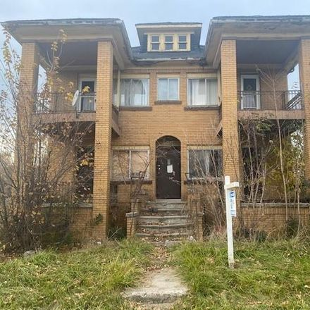 Rent this 0 bed apartment on 2486 Elmhurst Street in Detroit, MI 48206