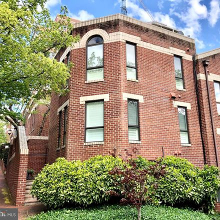 Rent this 2 bed condo on 4822 Hampden Lane in Bethesda, MD 20814