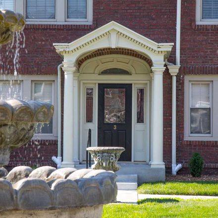Rent this 1 bed apartment on 3095 North Meridian Street in Indianapolis, IN 46208