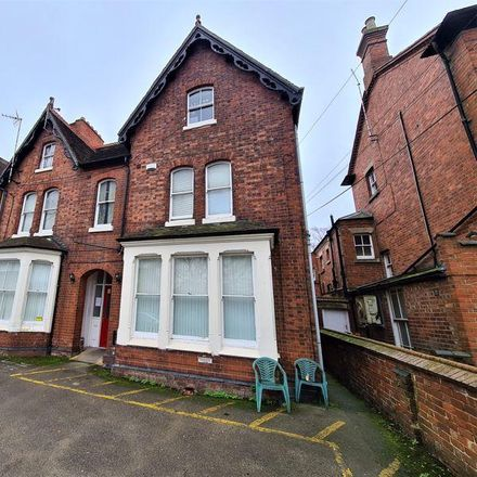 Rent this 1 bed apartment on Whitehall Road in Rugby CV21 3AE, United Kingdom