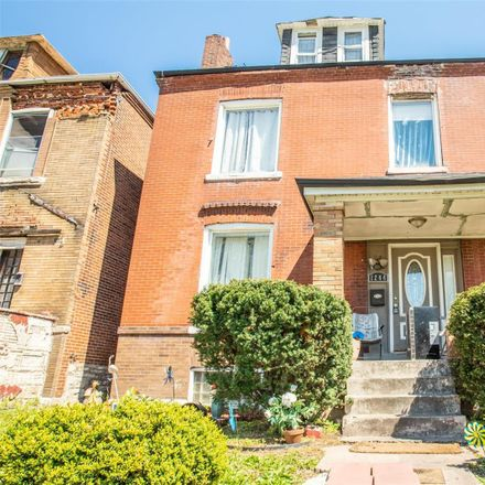 Rent this 3 bed house on 1244 Aubert Avenue in Saint Louis, MO 63113