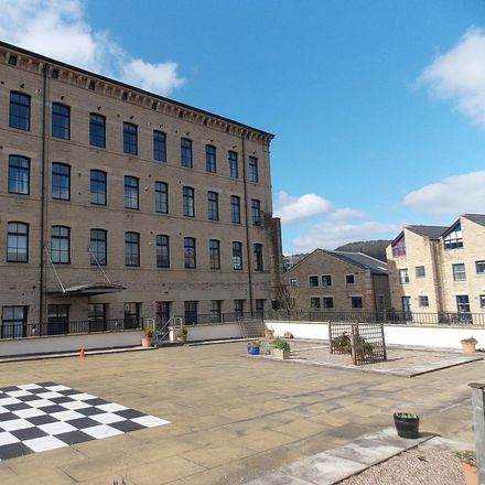 Rent this 1 bed apartment on French Mill in The Locks, Bradford BD16 4BG