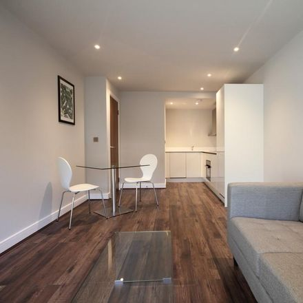 Rent this 1 bed apartment on Pope Street in Birmingham B1, United Kingdom