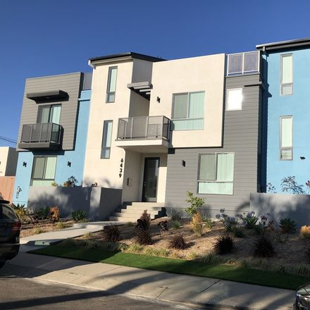 Rent this 4 bed apartment on 6437-6439 West 86th Place in Los Angeles, CA 90045