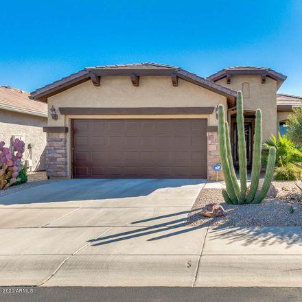 Rent this 2 bed house on 267 West Saddlebag Lane in San Tan Valley, AZ 85143