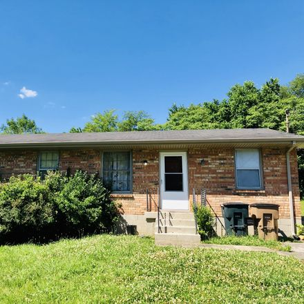 Rent this 3 bed house on 411 Bennett Place in Nashville-Davidson, TN 37207