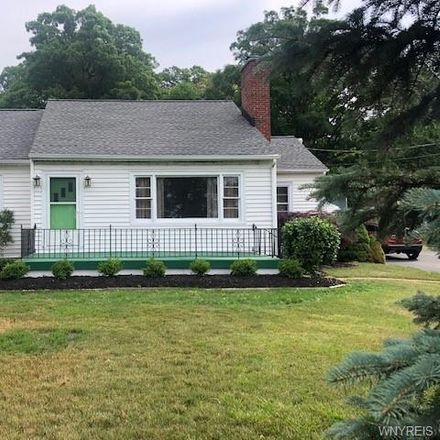 Rent this 2 bed apartment on 1691 West River Road in Sheenwater, NY 14072