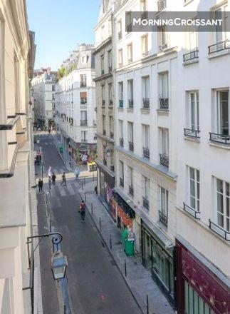 Rent this 1 bed apartment on 43 Rue Volta in 75003 Paris, France