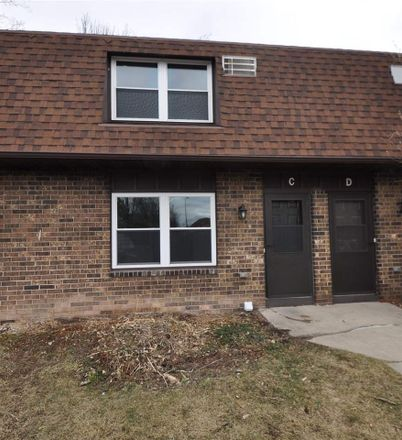 Rent this 1 bed condo on Elmview Drive in Town of Harrison, WI 54915
