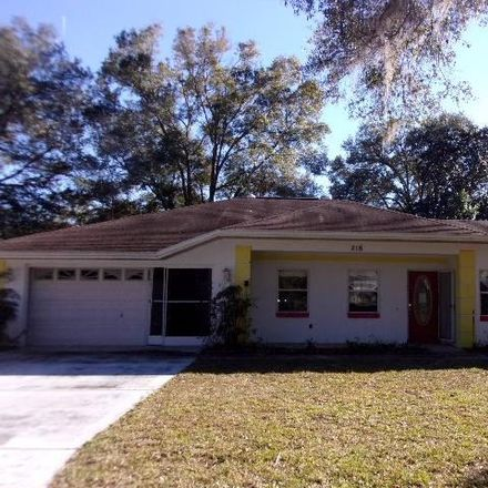Rent this 3 bed house on 215 Violet Ln in Inverness, FL