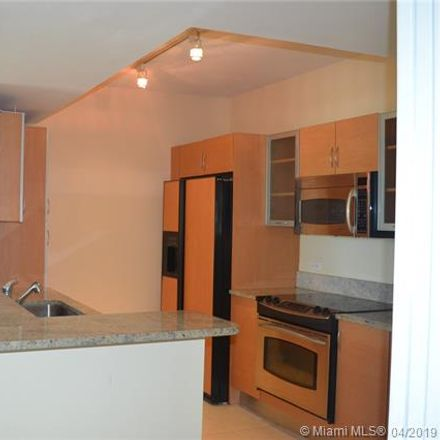 Rent this 1 bed apartment on 2775 Northeast 187th Street in Aventura, FL 33180