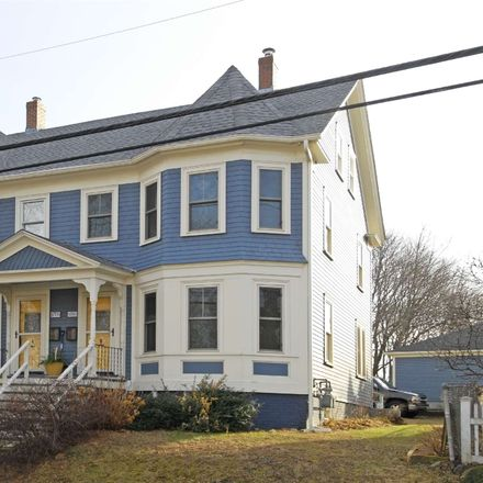 Rent this 2 bed duplex on 980 South Street in Portsmouth, NH 03801