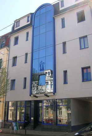 Rent this 2 bed apartment on Bahnhofstraße 23 in 08056 Zwickau, Germany
