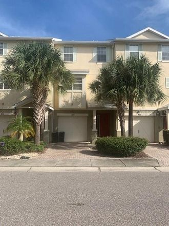 Rent this 3 bed townhouse on 834 Callista Cay Loop in Tarpon Springs, FL 34689