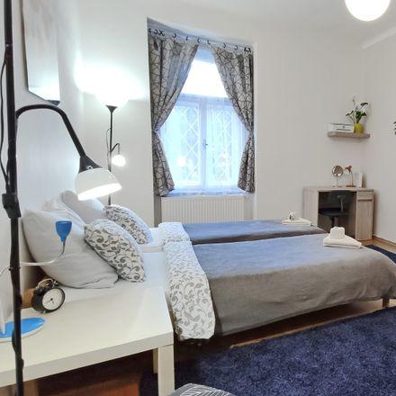 Rent this 1 bed apartment on Fibichova 1586/11 in 130 00 Prague, Czechia