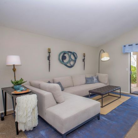 Rent this 3 bed house on 1321 North 87th Place in Scottsdale, AZ 85257