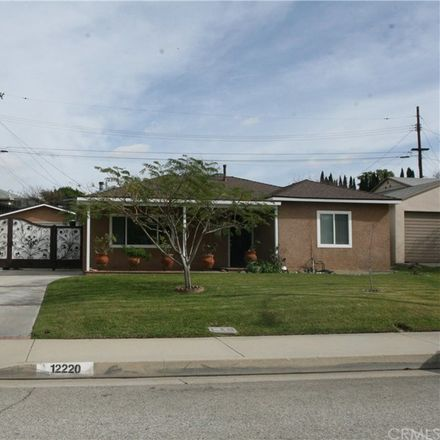 Rent this 3 bed house on 12220 Burgess Ave in Whittier, CA