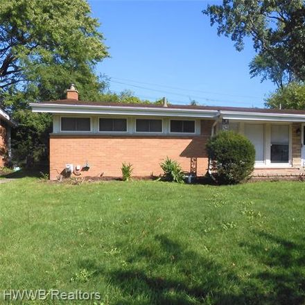 Rent this 3 bed house on 24260 Radclift Street in Oak Park, MI 48237