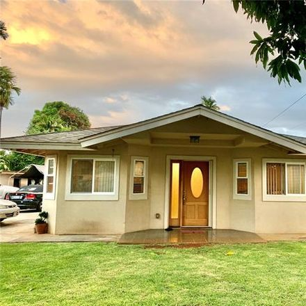 Rent this 3 bed townhouse on 51 Naluahi St in Waialua, HI