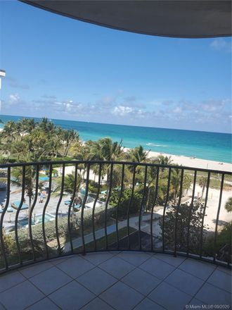 Rent this 2 bed condo on 8777 Collins Avenue in Surfside, FL 33154