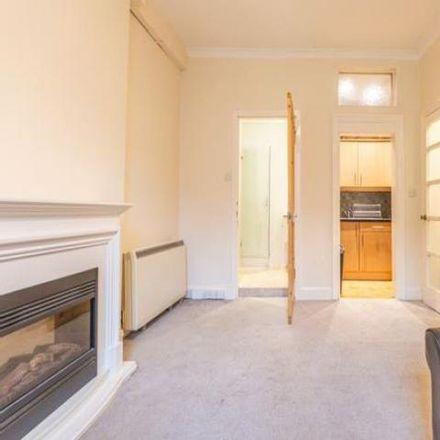 Rent this 1 bed apartment on 31 Stewart Terrace in City of Edinburgh EH11 1TU, United Kingdom
