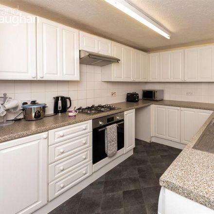 Rent this 3 bed house on St Wilfrid's Church in Elm Grove, Brighton BN2 3ET