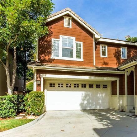 Rent this 3 bed house on 7 Fieldhouse in Ladera Ranch, CA 92694