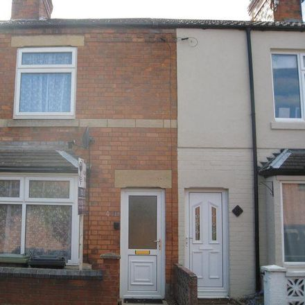 Rent this 2 bed house on York Street in Market Harborough LE16 7PF, United Kingdom