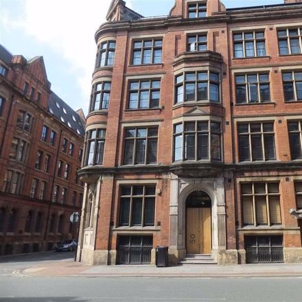 Rent this 1 bed apartment on EFES Taverna & Restaurant in Harter Street, Manchester M1 6HR