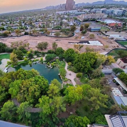 Rent this 1 bed condo on The Japanese Friendship Garden of Phoenix in Arizona, North 3rd Avenue
