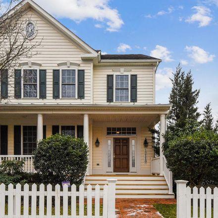 Rent this 4 bed house on 12110 Sassafras Way in Clarksburg, MD 20871