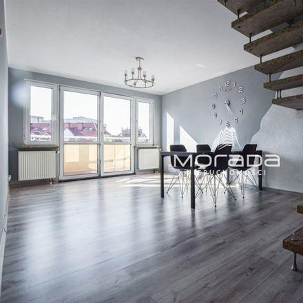 Rent this 3 bed apartment on Publiczna Szkoła Podstawowa nr 22 in Słowacka, 65-943 Zielona Góra