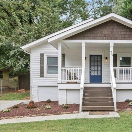 Rent this 3 bed house on 964 Hall Place Northwest in Atlanta, GA 30318