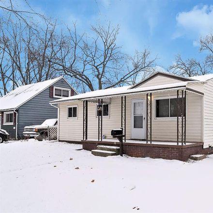 Rent this 3 bed house on Lexington Pkwy in Ypsilanti, MI