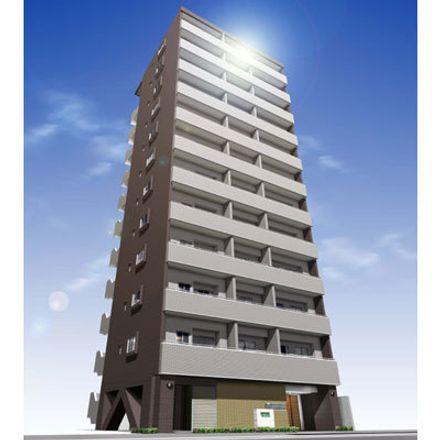 Rent this 1 bed apartment on JFE Kuramae Building in 4 Edo-dori Avenue, Ryogoku 2-chome