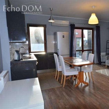 Rent this 3 bed apartment on Władysława Taklińskiego 42 in 30-499 Krakow, Poland