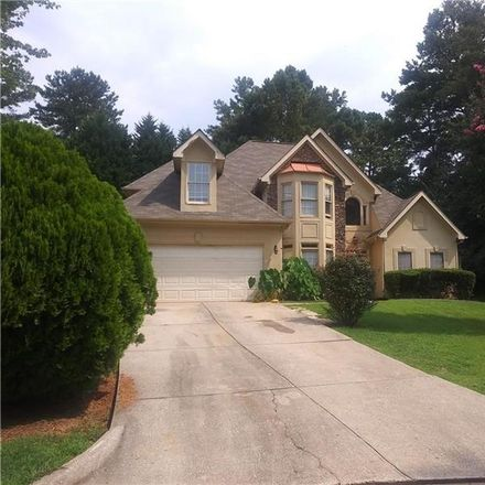 Rent this 5 bed house on 566 Shadow Oaks Dr in Stone Mountain, GA