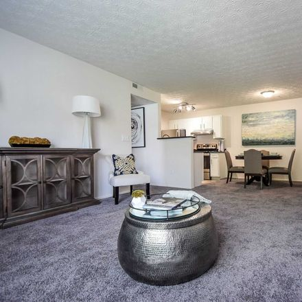 Rent this 1 bed apartment on 5099 Enclave Boulevard in Columbus, OH 43081