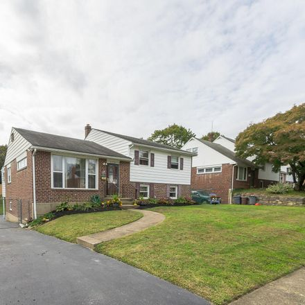 Rent this 3 bed house on 400 Achille Road in Haverford Township, PA 19083