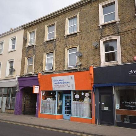 Rent this 1 bed apartment on Northdown Road Hand Car Wash in Northdown Road, Margate CT9 2RN