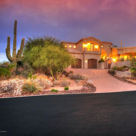 Rent this 4 bed house on 10739 East Cinder Cone Trail in Scottsdale, AZ 85262
