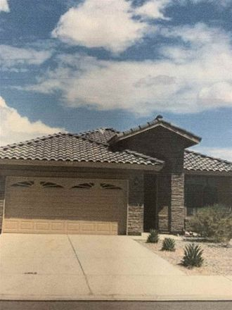 Rent this 3 bed house on South Agave Avenue in Yuma, AZ 85365-1213